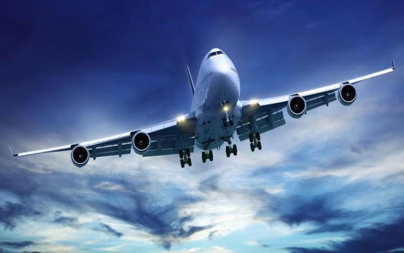 DHL广州国际空运